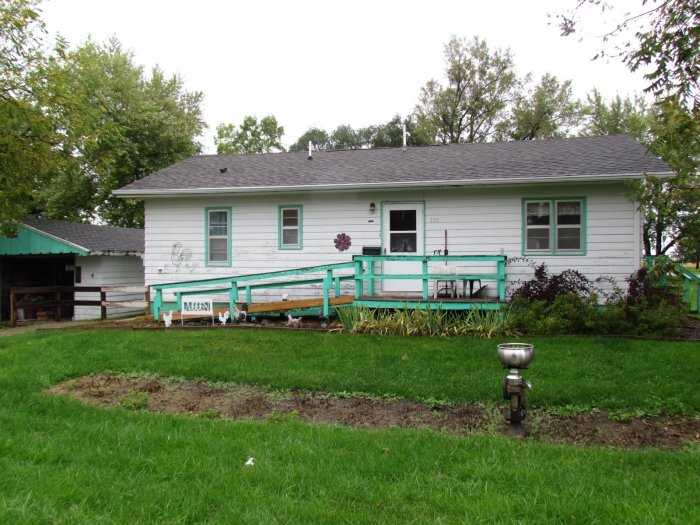 Investment Property 1 bedroom Home - Onawa, Iowa